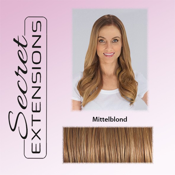 Secret Extensions Mittelblond