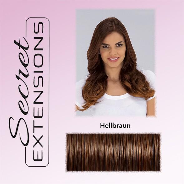 Secret Extensions Hellbraun