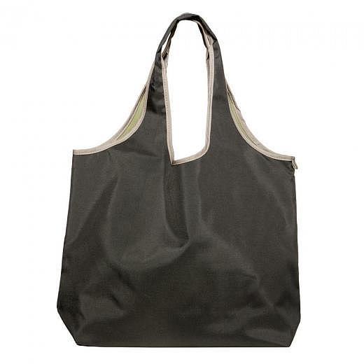 Lara Shopping Bag Black Olive