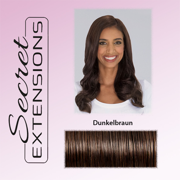 Secret extensions echthaar
